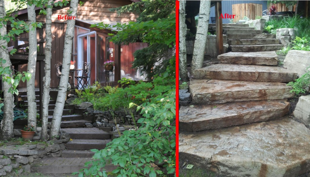 3 Oaks – Before and Afters