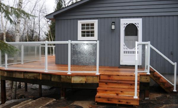 3 Oaks – Wooden Decks & Structures