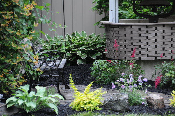 3 Oaks – Gardens & Special Features